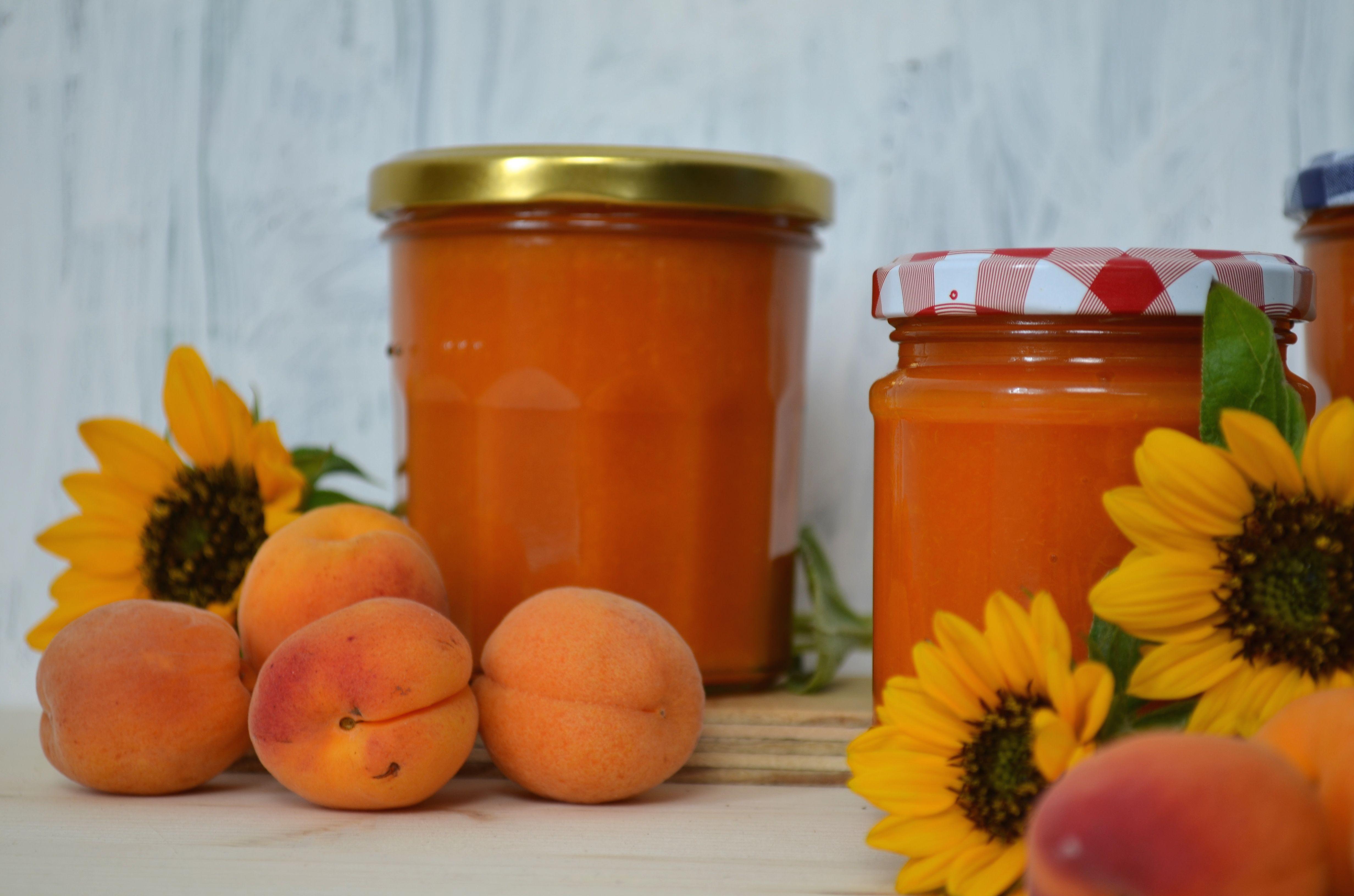 aprikosen marmelade ye olde kitchen food und gartenblog. Black Bedroom Furniture Sets. Home Design Ideas